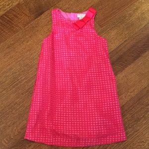 Girls Kate Spade pink dress